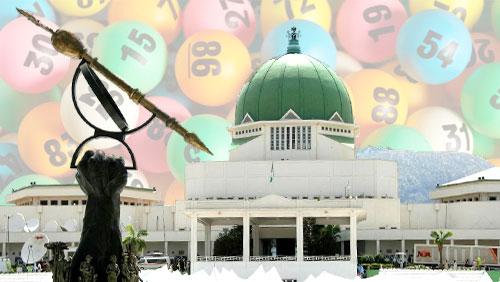 Nigeria lawmaker threatens to revoke licenses of 18 lottery operators