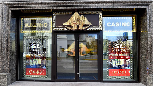 Storm International announces the opening of SL Casino in Riga, Latvia