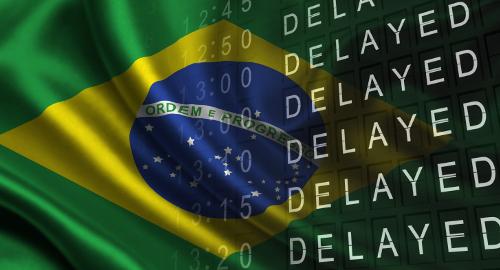 Brazil's senate scrap gambling vote, likely until next year