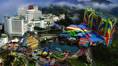 Influx of Indian tourists seen after Resorts World Genting revamp