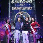 Tetsuya Tsuchikawa crowned APT Player of the Year 2017