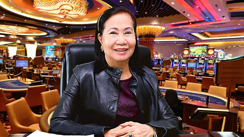 PAGCOR chief: Melco willing to increase investments in the Philippines