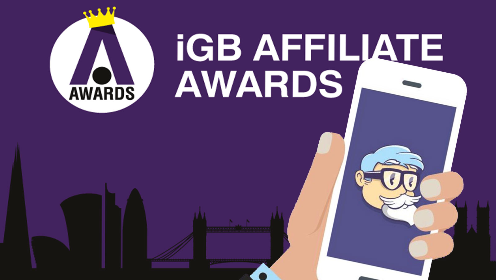 Casino Professor wins Best Affiliate Newcomer at IGB Affiliate Awards 2018