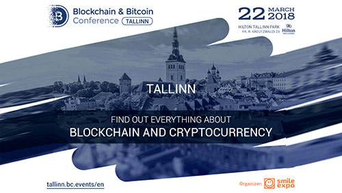 Crypto experts to tell Blockchain & Bitcoin Conference Tallinn about future of blockchain industry