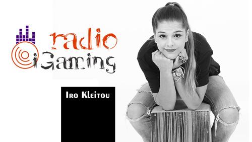 iGamingRadio.com adds Iro Kleitou's repertoire to playlist