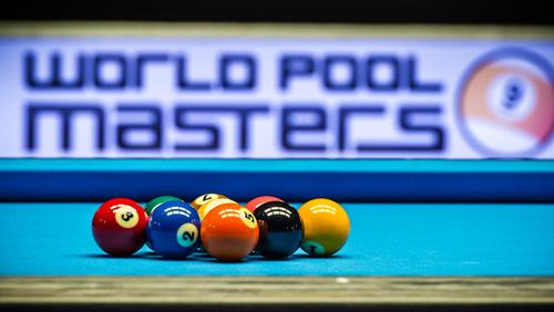 MansionBet sponsors World Pool Masters