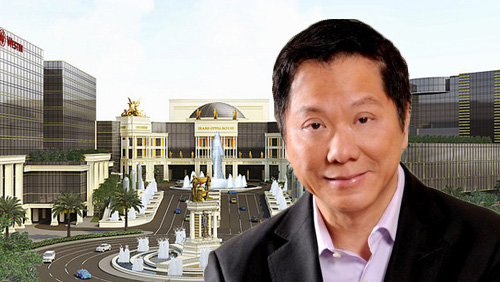Philippine tycoon Andrew Tan doubles bet on Westside City casino strip project