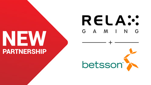 Relax Gaming agree Betsson partnership