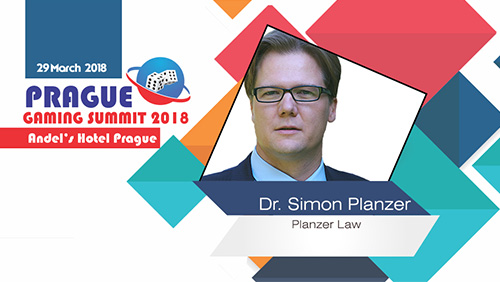 Switzerland's upcoming referendum about the online gambling industry will be presented by Dr. Simon Planzer at Prague Gaming Summit 2018