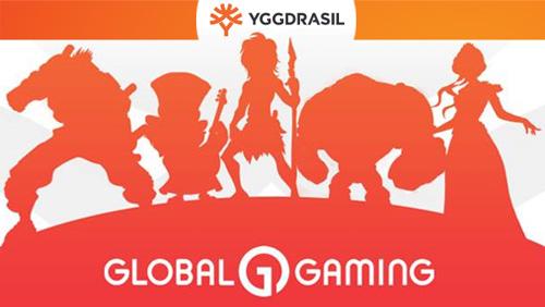 Yggdrasil signs Global Gaming deal