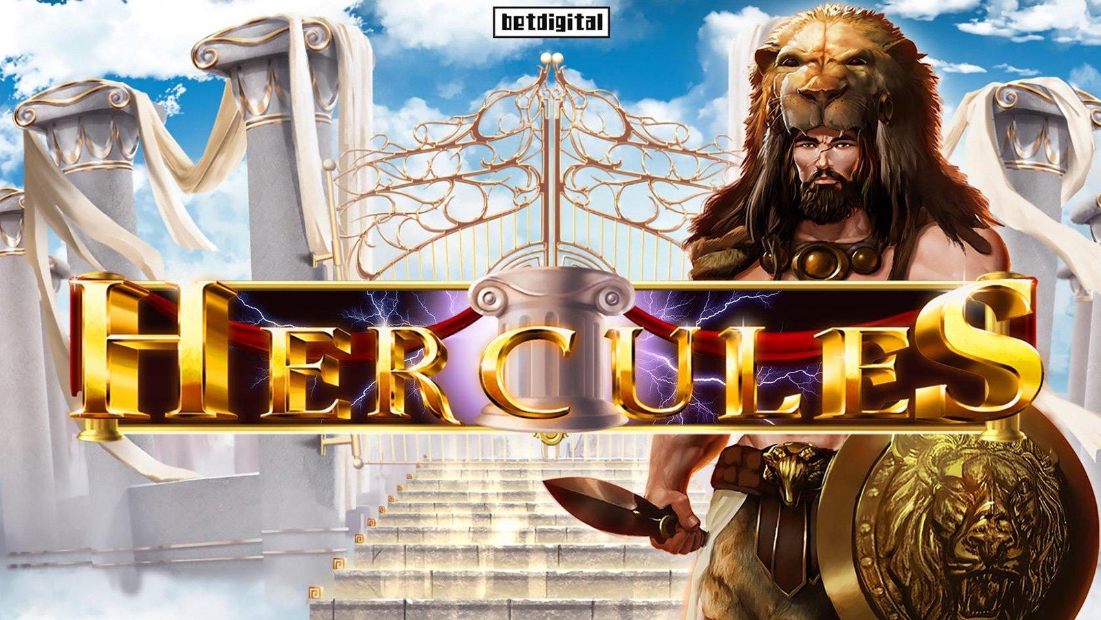 Betdigital's Hercules slot powers up William Hill's performance charts