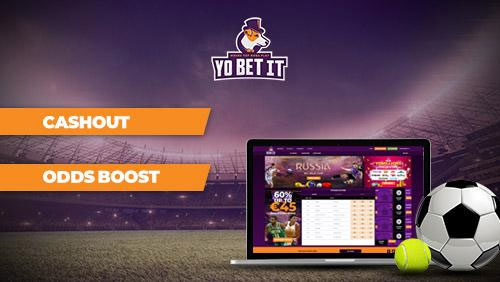 You can now cash out in style and boost your odds on Yobetit.com