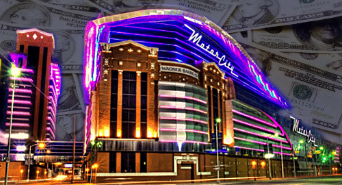 Detroit casinos set all-time gaming revenue record in March