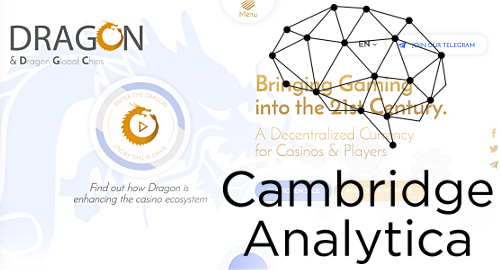 Dragon Coin ICO link to Cambridge Analytica emerges in new report