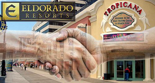 Eldorado Resorts buy Tropicana Entertainment casino business