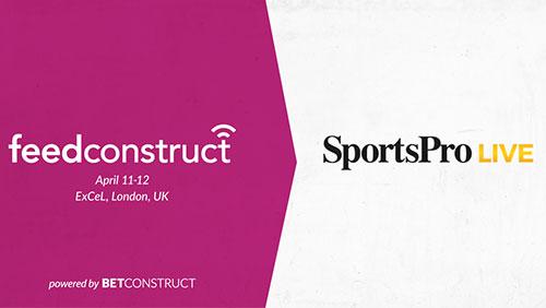 FeedConstruct attends SportsPro Live