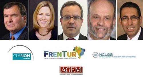 International Legislators' Agenda brings international gaming experts to Brasilia