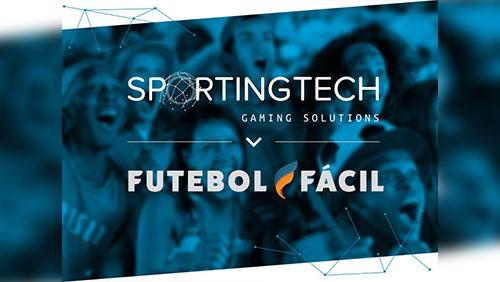 Introducing FUTEBOL FACIL: the first website to use SPORTINGTECH'S platform PULSE