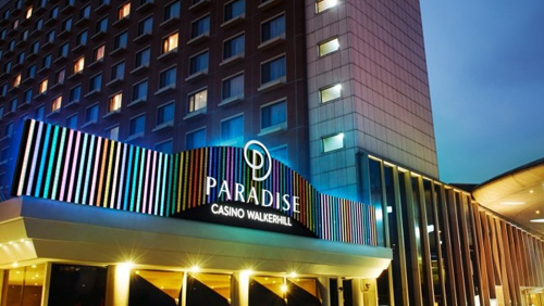 Paradise casino sales climb to $49.5M in March
