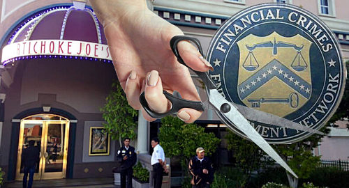 California card room catches $3m break from fed watchdog