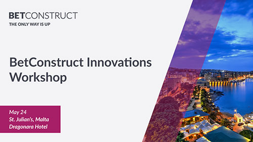 BetConstruct brings innovations to the heart of gaming