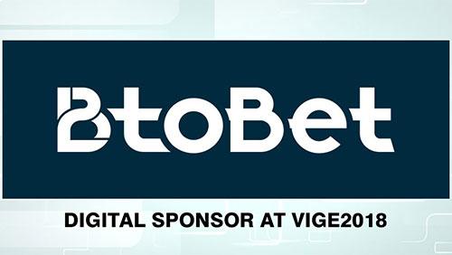 BtoBet announced as Digital Sponsor at Vienna International Gaming Expo 2018