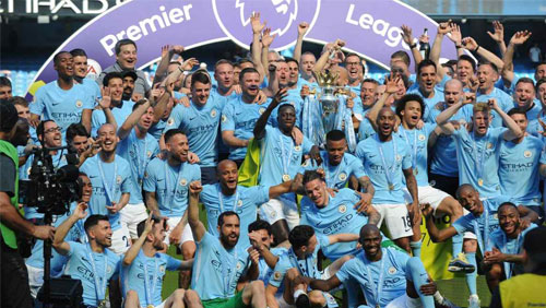 EPL review week 38: Man City end Premier League campaign in record style
