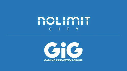 GiG rolls-out Nolimit City games on in-house brands