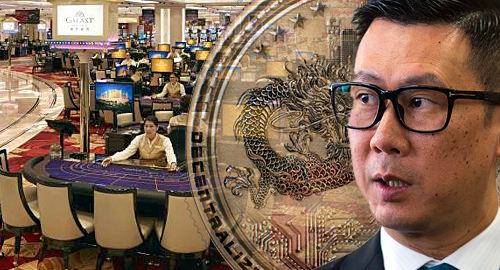 Macau regulator says no plans to okay cryptocurrency gaming