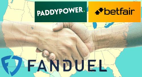 Paddy Power Betfair, FanDuel to merge US-facing businesses