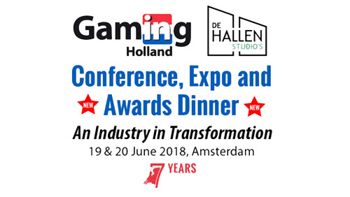 Registration for the 7th Annual Gaming in Holland Conference now open!