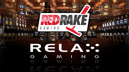Relax Gaming strengthens partner list with Red Rake Gaming deal