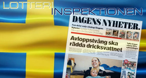 Sweden warns 39 media outlets about unauthorized gambling ads