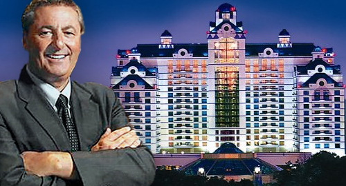 Foxwoods Resort Casino CEO Felix Rappaport dies suddenly