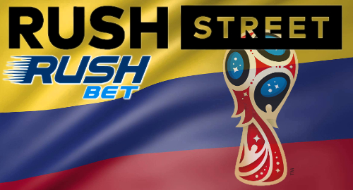 (UPDATED) Rush Street Interactive receives Colombian online gambling license