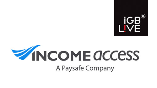 Income Access to exhibit at inaugural iGB Live! conference in Amsterdam