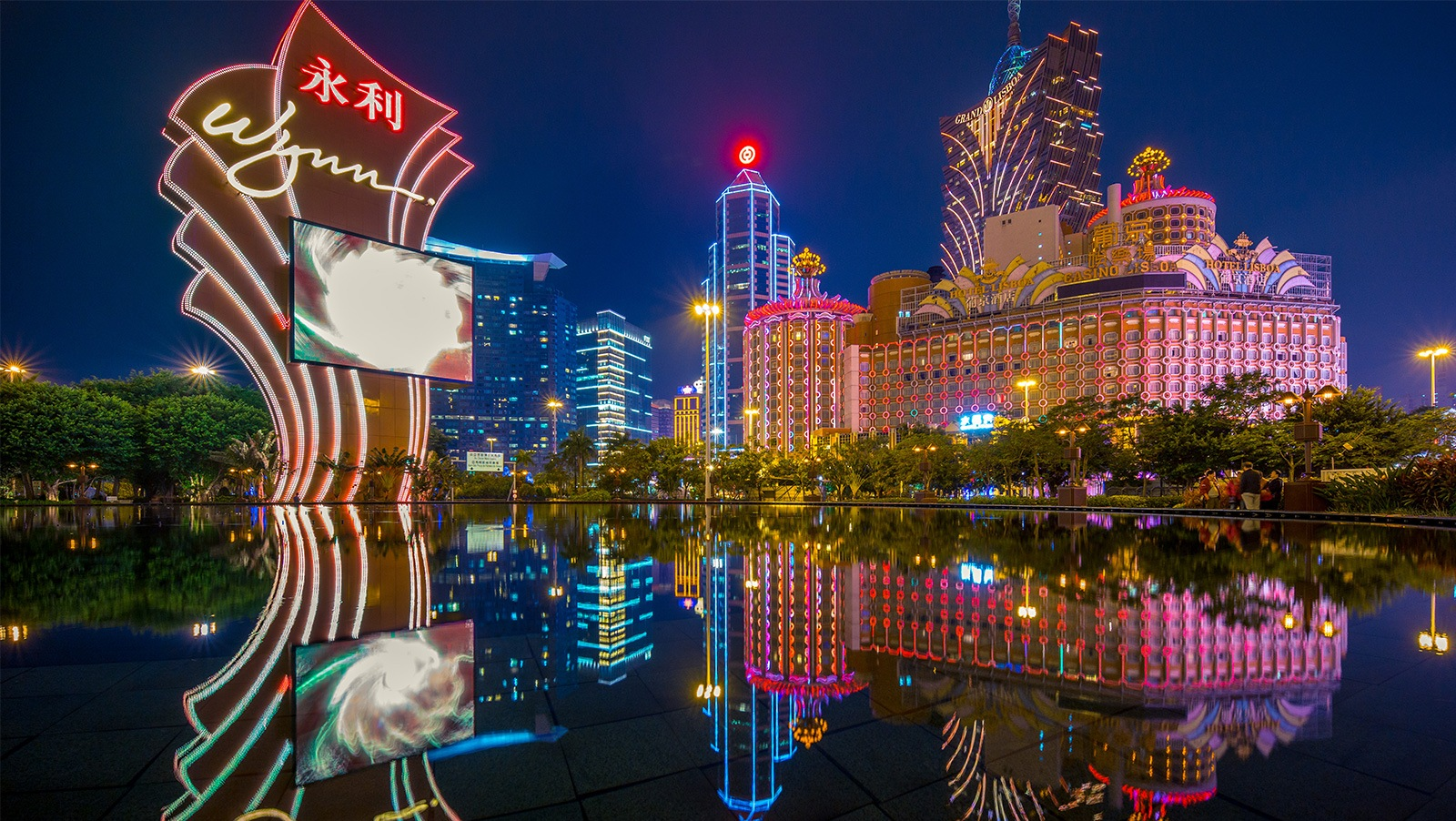 Macau mass market gaming growth still in the shadow of a trade war
