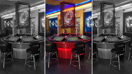 Win Systems installs its first Gold Club Chinese Roulette at Casinò di Venezia