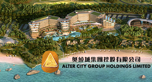 Tinian regulators suspend Alter City Group's casino license