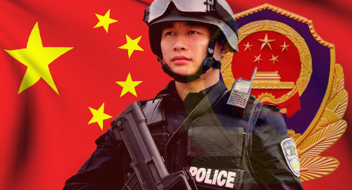 China busts two major illegal online gambling operations