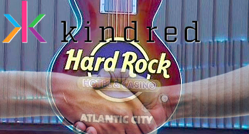 Kindred Group inks first US deal with Hard Rock Atlantic City