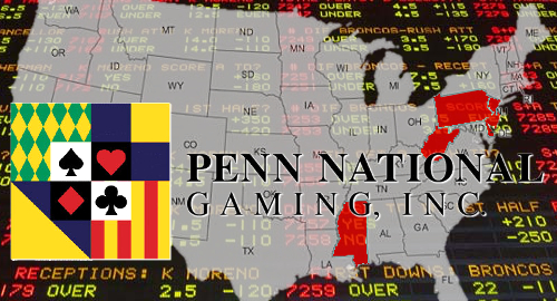 Penn National makes sports betting moves in three states