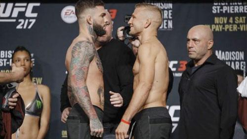 UFC 227 betting preview: Dillashaw, Johnson favorites