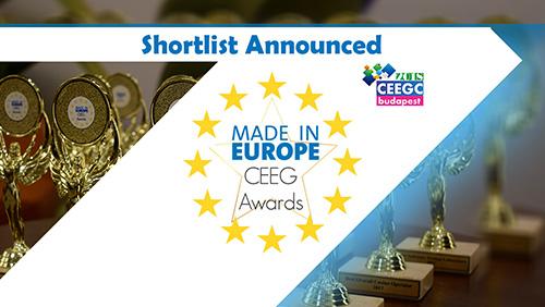 CEEG Awards 2018 shortlists revealed