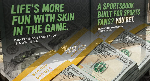 New Jersey sports betting handle jumps to $95.6m in August