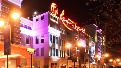 Resorts World Manila owner announces $4.4 CAPEX