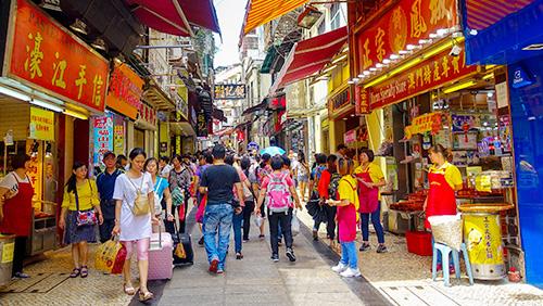 Macau Golden Week strong despite lower visitation