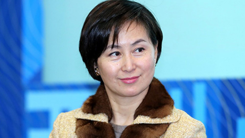 Pansy Ho tapped to be United Nations tourism ambassador