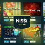 Nissi Online Casino adds PariPlay Casino games