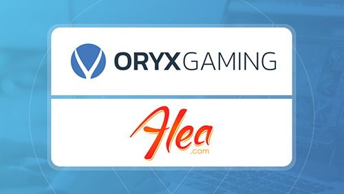 ORYX Gaming adds ALEA to partners